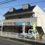 JR砥堀駅近くの貸店舗物件。