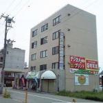 姫路市役所近くのテナントビル。