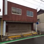 山電 山陽網干駅より徒歩15分、独立型の倉庫付事務所物件。