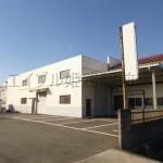 姫路バイパス中地インター南、大型の倉庫物件。
