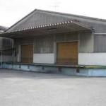 山電 飾磨駅近く、2階建て一棟貸しの倉庫物件。