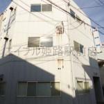 JR姫路駅近く、使いやすい広さの店舗・事務所物件。