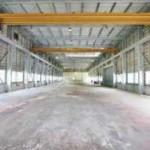 宍粟市山崎町、事務所付の大型工場物件。