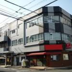 JR姫新線 播磨高岡駅近く、1階の店舗物件。