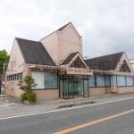 福崎町役場近くの大型店舗物件。