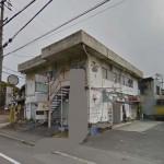 山電本線 飾磨駅近く、電動シャッター付の1階倉庫物件。