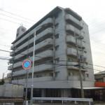 加古川市、山電本線 浜の宮駅近くの1階スケルトン店舗物件。