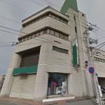 バイパス南IC南、駅南大路沿いにある1階店舗・事務所物件。