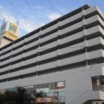 山電 白浜の宮駅近く、エアコン付の2階店舗物件。