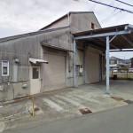 明石市、駐車場付大型の倉庫・工場物件。
