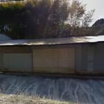 夢前町、幹線道路沿いに建つ大型の倉庫物件。