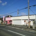 神戸電鉄粟生線 小野駅すぐ、シャッター付の1階店舗物件。