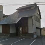 JR姫新線 本竜野駅近く、居抜の住宅付店舗物件。