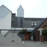 姫路市上手野、飲食店可能な1階店舗・事務所物件。