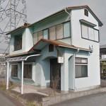 JR姫新線 余部駅近く、青山にある住宅付店舗物件。