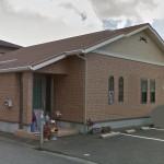 姫路市御立西、安室小学校近くにある、木造平屋建ての店舗物件。