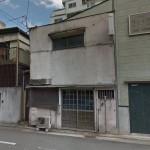 山電本線 山陽姫路駅近く、飲食店可能な2階建て店舗物件。
