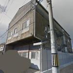 JR播但線 京口駅近く、トイレ付の1階倉庫物件。