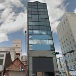 姫路城一望!最上階8階の店舗物件。