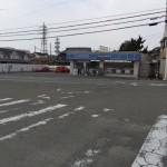 加古川市、コンビニ跡の店舗・事務所物件。