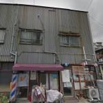 山電 山陽姫路駅徒歩圏内、2階建て住宅付店舗物件。
