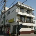 姫路バイパス市川ランプ近く、飲食店可能な1階店舗物件。
