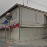 山電 八家駅近く、舞台付の1階店舗物件。