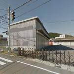 JR播但線 福崎駅近く、大型の倉庫物件。