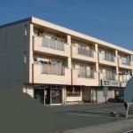 姫路市西庄、1階角部屋の店舗物件。