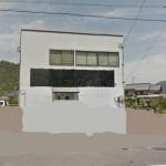 姫路バイパス西IC近く、2階建ての店舗・事務所物件。