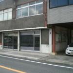 福崎町、幹線道路沿いにある1階店舗・事務所物件。