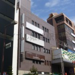 姫路駅前一等地に位置するオフィスビルです。店舗使用可!