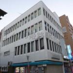 JR姫路駅徒歩圏内、十二所前線沿いの事務所物件。
