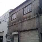 播但線 京口駅すぐの店舗物件。
