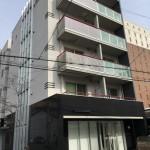 姫路駅前エリア、デザイナーズマンションの1階部分。